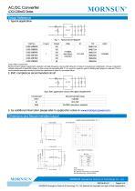 AC/DC Converter LD03-23BxxR2 - 4