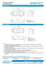 AC/DC Converter LD05-23BxxR2 - 5