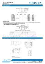AC/DC Converter LD10-23BxxR2 - 4