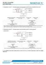 AC/DC Converter LS03-13BxxR3 - 5