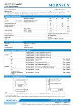 AC/DC Converter LS05-13BxxR3 - 2