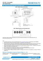 AC/DC Converter LS05-13BxxR3 - 6