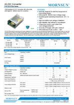AC/DC Converter PVA150-27Bxx - 1