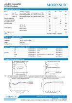 AC/DC Converter PVA150-27Bxx - 2