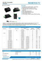 Compact Size Power Converte LH05 - 1