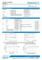 Compact Size Power Converte LH05 - 3