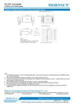 DC/DC Converter Car Power CUWF24_JYT-3WR3+ - 5