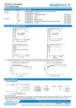 DC/DC Converter for photovoltaic PV15-27BxxR3 - 3