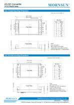 DC/DC Converter for photovoltaic PV15-27BxxR3 - 5
