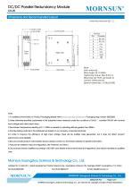 DC/DC Converter wide input LIR-20 - 4