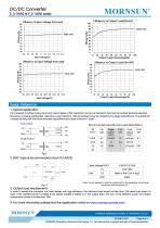F_S-1WR2 / 1watt DC-DC converter / Single output - 4