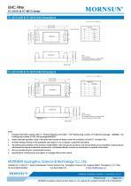 FC-A01D / 9-36vdc input / Target dc/dc converter - 5