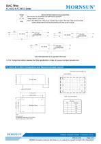 FC-B01D / 18~75vdc input / Target dc/dc converter - 4