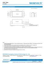FC-CX3D / 66-160vdc input / Target dc/dc converter - 4