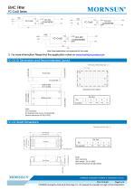 FC-CxxD / 40-160vdc input / Target dc/dc converter - 3