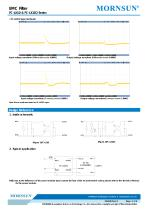 FC-LX1D / EMC filter / ±2/±4 KV Surge Voltage / for ac/dc - 3