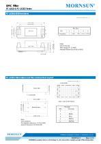 FC-LX1D / EMC filter / ±2/±4 KV Surge Voltage / for ac/dc - 6