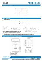 FI-B03D / EMI Filter - 2