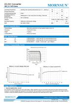 IB05_LS-1WR3 Series--1W, Fixed input voltage, isolated & regulated single output - 2