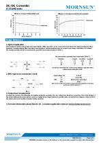 IF_XT-1WR2 / 1watt DC-DC converter / single output /  regulated - 3