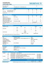 Industrial Bus TD5(3)31S485-L Series - 2