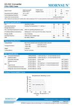 K78xx-1000(L) / DC-DC converter / 1000mA current output / non-isolated - 2