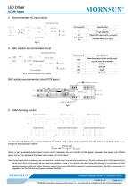 KC24H / 1000-1200mA optional / Analogue dimming + PWM dimming - 4