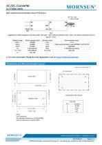 LD12 / 12watt AC/DC power supply / Medical - 4