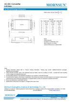 LH40 / 40watt AC/DC power supply / converter / Industrial control - 7