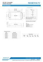 LHxx-13Bxx / 5,10,15,20,25watt AC/DC power supply / converter / Industrial control - 8