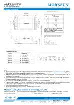 LHxx-13Bxx / 5,10,15,20,25watt AC/DC power supply / converter / Industrial control - 9