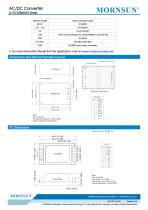 Low Consumption Medical AC/DC Converter LH15/LH25-20BxxMUseries - 4