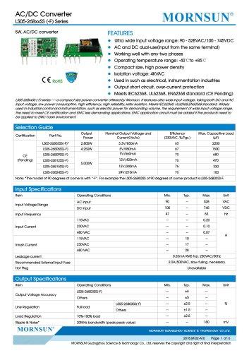 LS05-26BxxSS(-F)
