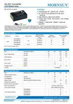 Medical Power LD05-20BxxMU - 1
