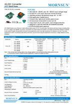 MORNSUN 10W SIP AC/DC Converter LS10-13BxxR3