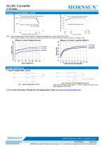 MORNSUN 120watt AC DC power supply / converter / PFC / DIN35 / LI120-10Bxx - 3