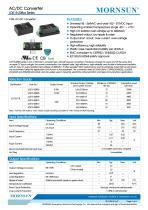 MORNSUN 15W Ultra small size AC/DC converter LDE15-20B03 - 1