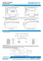 MORNSUN 5W 85-264VAC input AC/DC Converter LHE05-20Bxx - 3