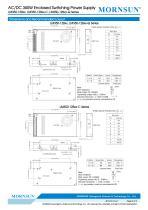 Mornsun Enclosed power supply LM350-12Bxx - 4