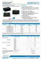PVxx-27BxxR2 specialized for PV power system - 1