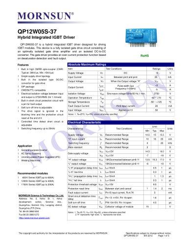 QP12W05S-37