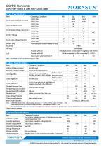 Railway DC/DC Converter URB_YMD-10WR3 - 2