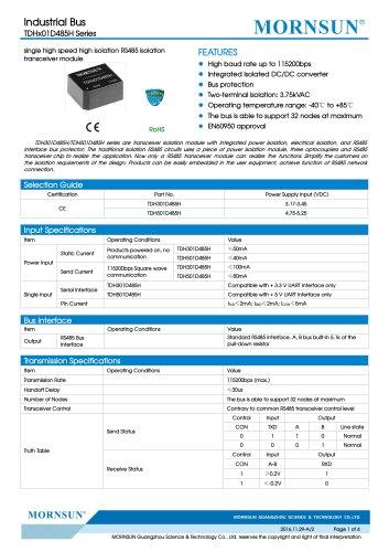 TDHx01D485H