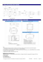 TDx01D232H / SINGLE HIGH SPEED / ISOLATION TRANSCEIVER / Integrated / 0~115.2Kbps - 3