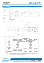 TDx01D485 / 485bus data transceiver module / 0~9.6Kbps / 32 nodes - 3
