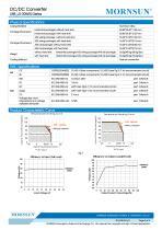 URB_LD-30WR3 / 4:1 / 30 watt / dc dc converter / industrial - 3