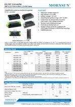URB1D_LD-20W / 20watt / (4:1) 40~160vdc / railway application - 1