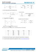 URB1D_LD-20W / 20watt / (4:1) 40~160vdc / railway application - 4