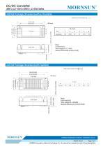 URB1D_LD-20W / 20watt / (4:1) 40~160vdc / railway application - 7