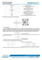 URF1D_HB-150W:3mA no-load power consumption - 6